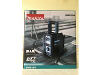 Makita Outdoor Durable DAB Radio - Rugged Japanese Quality