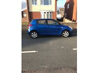 08 Suzuki swift for sale, 66,000 miles, 1.25 turbo diesel, 5 doors, perfect first car