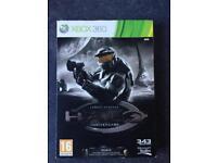 Xbox 360 game Halo anniversary