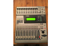 Yamaha 01v 24 Channel Digital Live Sound Mixing Desk with DA Card Fitted