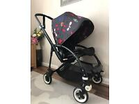 VGC Bugaboo Bee+ Limited Edition (all black)