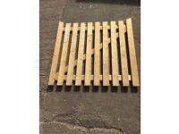Light Brown Gate (width-1070 x Height-970) £20.00