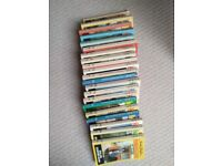 21 Enid Blyton Famous 5 paperbacks