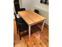 Free! Dining table, desk, chair, bathroom under-sink stand, foldout bed