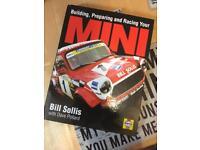 Building preparing and racing your Mini.