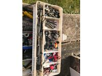Remote control car tool kit and accessories