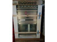 Boxed Brand New Stainless Stell RangeMaster A++ Class 60 cm Ceramic Cooker With Grill And Oven