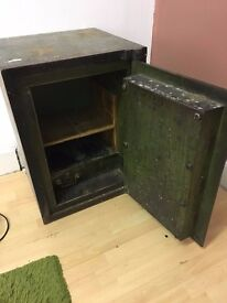 Antique Working Safe For Sale