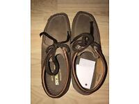 SEBAGO BOOTS brown