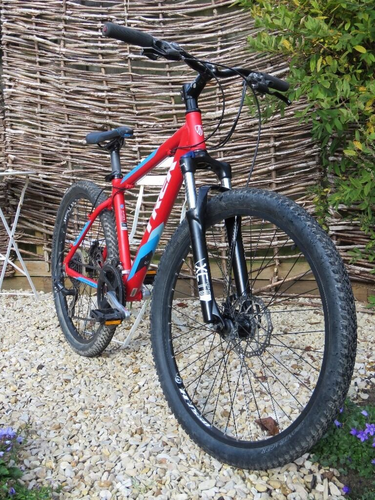 Trek 3500 Mountain Bike 2015 16 Inch Frame 26 Inch Wheels In
