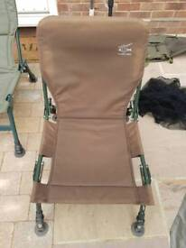 X2 fishing chairs