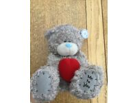 "Brand new with tag, Me to You Bear Teddy, Tatty Teddy, with engagement ring box, 8""-9"""