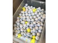 Used golf balls for sale