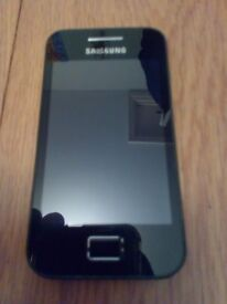 Samsung Ace Unlocked - with usb cable