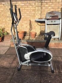 Cross Trainer/Bike - could possibly deliver locally