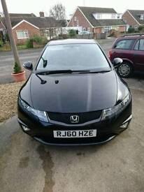 Black Honda civic 2.2 SI £5350 ONO