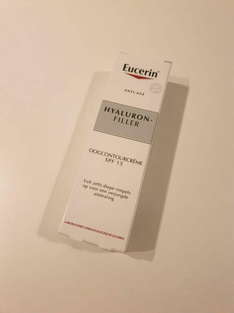 Eucerin Anti-age Hyaluron-Filler Augenpflege SPF15 15ml
