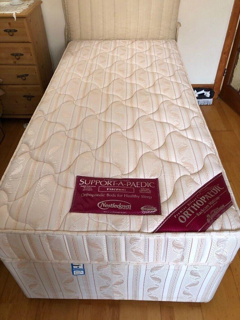 Picture of: Single Divan Bed In Poole Dorset Gumtree