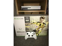 Xbox One - less than 2 months old £200