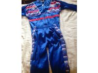 Rangers tracksuit vintage 87/89 season rare to buy these days looking for offers thanks