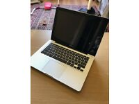 Apple Macbook Pro 13! i5 2.4GHz 1TB HDD 8GBRAM Excellent Condition!