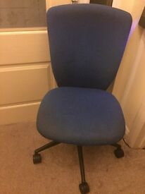2 swing office chairs