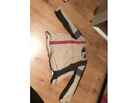 Girls baby Burberry top shirt excellent condition 18m