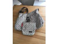 Changing bag stokke