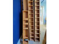 IKEA Benno CD shelves For Sale