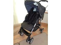 GRACO MIRAGE PLUS TRAVEL SYSTEM-AS NEW-£50