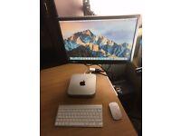 Apple Mac Mini - Silver I5 Model with 4GB RAM - 500GB HDD - Latest OSX - Office