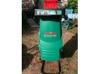 Bosch AXT 200 Rapid Garden Shredder
