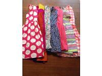Girls summers dresses age 5-6 Next, M&S, Debenhams, Mini Boden