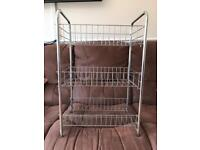 Vegetable rack - excellent condition