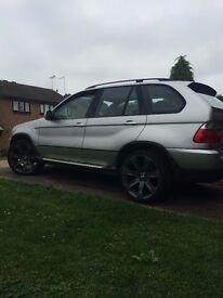 BMW X5(E53),2003,sport,3.0d