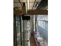 Glass cabinets for sale