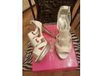 With love high heels