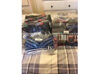 72 pairs of socks, 12x boxers and 2 x 6 packs x3 boxers
