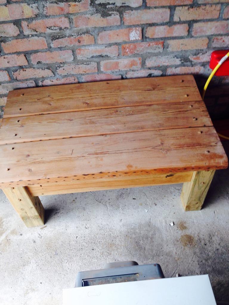 Hand Made Coffee Table In Radyr Cardiff Gumtree