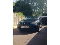 Seat Ibiza 1.4 16v 5 doors Petrol NEW MOT Low mileage! CHEAP TO INSURE!