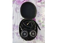 Grado SR80 headphones for sale with hard carrying case
