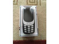 Brand new Nokia 3310 2017 unopened unlocked