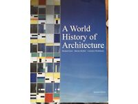A World History of Architecture Textbook