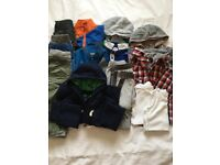 Boys clothes size 2-3 years