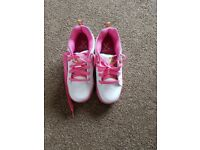 Heelies style shoes size 3