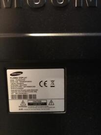 Samsung plasma tv (spares/repair)