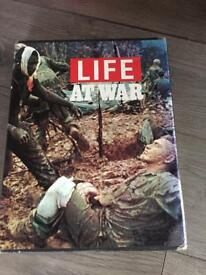World war 2 book.
