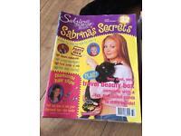 Sabrina Secrets Magazine complete collection