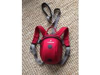 Littlelife Ladybug Day Pack with Rein