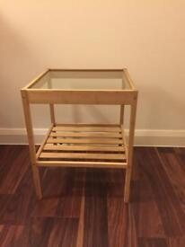 Ikea Bamboo Table